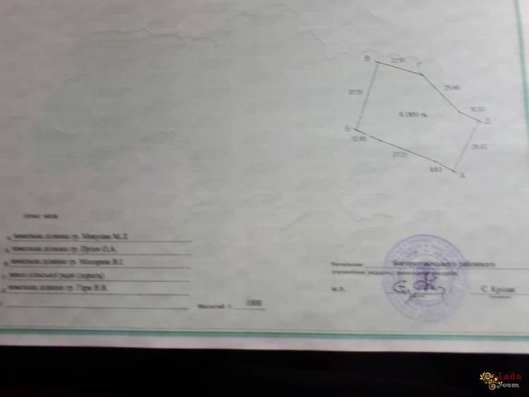 Земля продам с. Гута Івано-Франківськ - фото