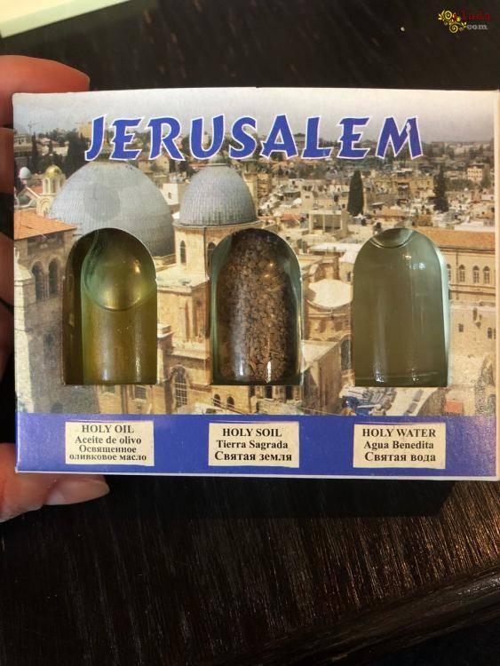 Набор Паломника из Израиля. Купить в Украине - фото