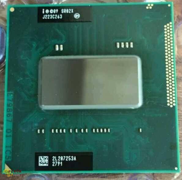 Intel Core i7-2860qm - фото