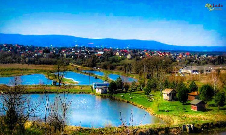 Земля, озера, джерела Трускавец - фото