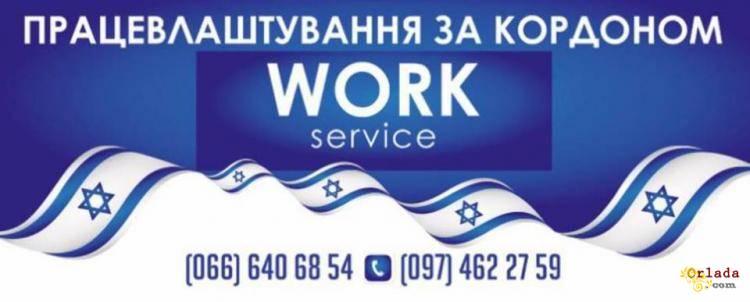 На роботу в Ізраїль потрібні працівники - фото