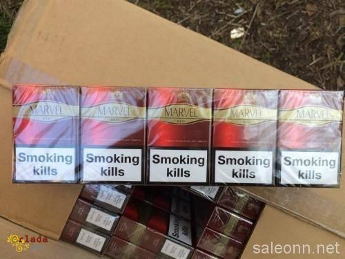 Купить Сигареты MARVEL КС Мелкий, крупный опт. - фото