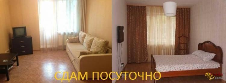 Сдам 2-х комнатную квартиру в Киеве. Аренда посуточно - фото