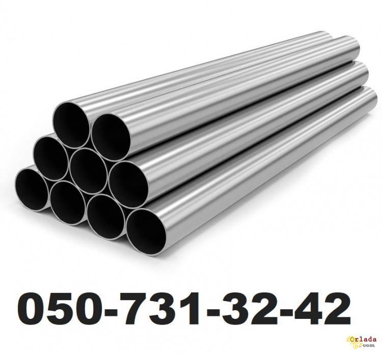 КУПИТЬ Трубы стальные электросварные прямошовные. Труба стальная цена Харьков - фото