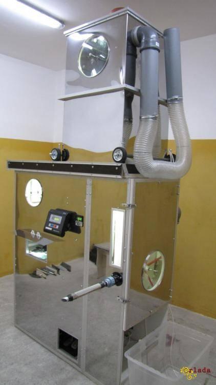 Оборудование для производства и реставрации изделий из пуха и пера - фото