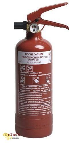 Огнетушители со склада. ОПТ. Гарантия. Доставка по всей Украине - фото