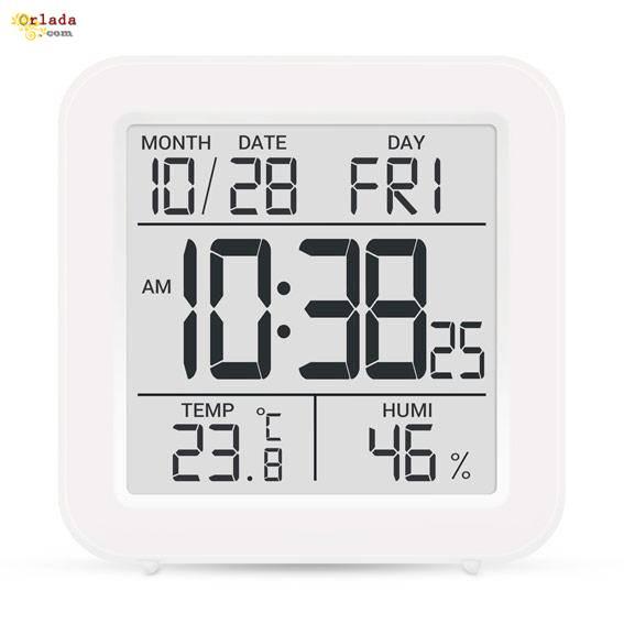 Цифровые комнатные термогигрометры, термометры уличные, барометры, метеостанции - фото