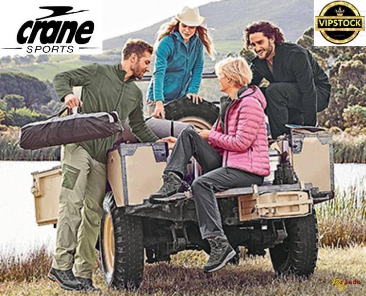 Crane сток оптом из Германии (осень-зима) - фото