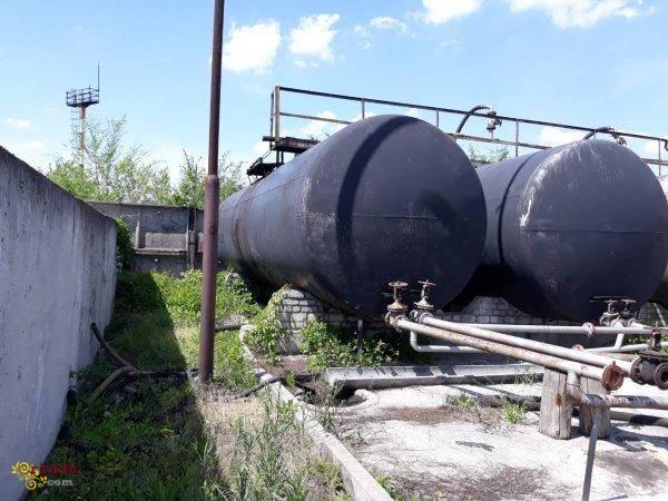 Жд цистерна 54/63 м куб. - фото