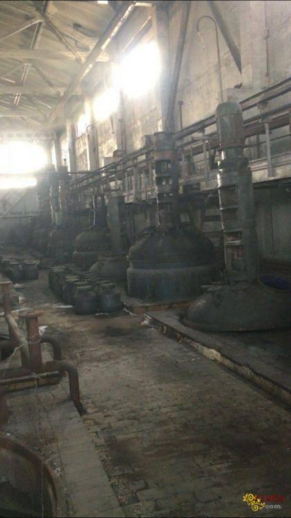 Продам реактор эмалированный 2.5 и 4 м куб.  Б/у - фото