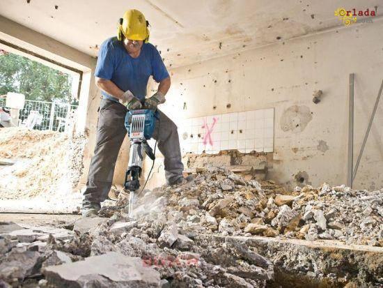 Демонтажні роботи будь-якої складності! - фото