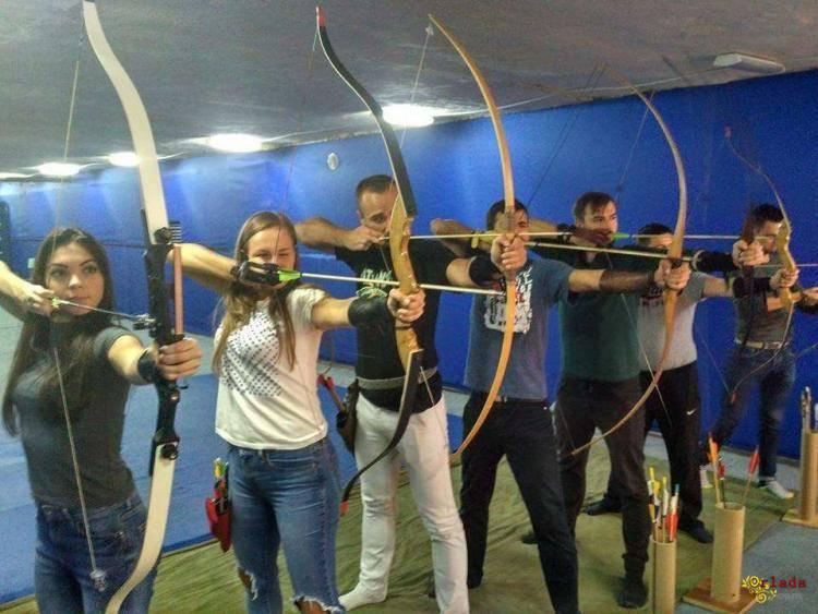 Стрельба из лука (корпоративы, подарочные сертификаты, секция) Archery Kyiv Tir - фото