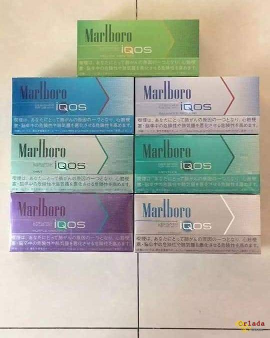 Реализация табачных стиков Мальборо Парламент Кент для Айкос,Гло. - фото