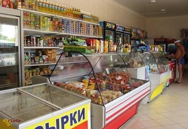 Продается магазин на Черноморской косе - фото