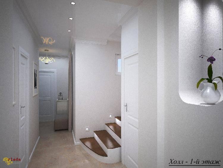 Частичный ремонт комнаты. Индивидуальный дизайн интерьера. - фото