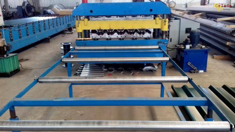 Обладнання для виробництва профнастилу ТП-45 (бу) - фото