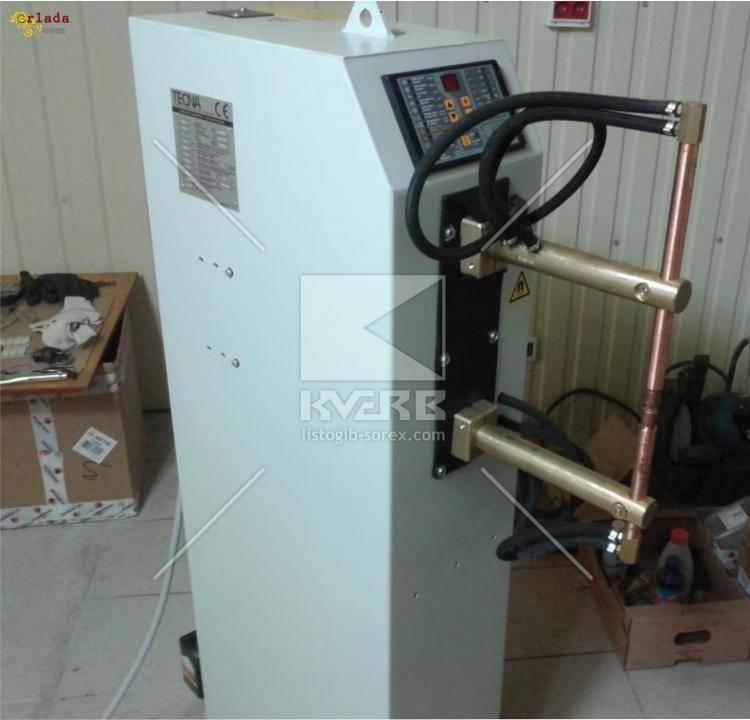Зварювальне обладнання TECNA 4646N - фото