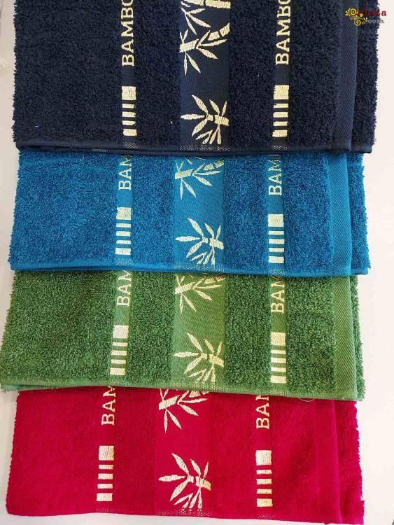 Продам махровые полотенца Узбекистан 100% хлопок - фото