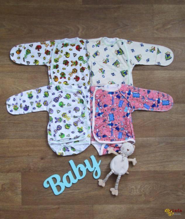 Одежда для новорожденных. Одежда для малышей. - фото