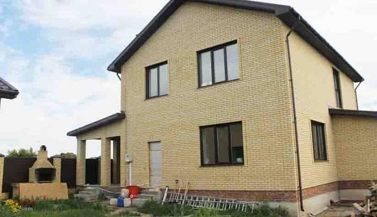 Строительство энергосберегающих домов в Днепре - фото