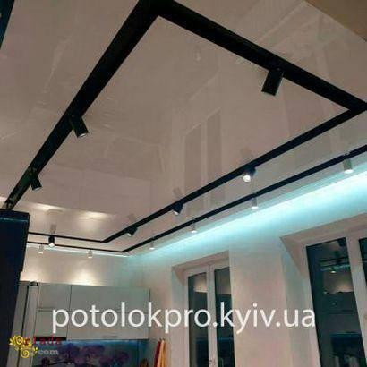 Натяжные потолки от 180 грн/кв.м, Боярка, АКЦИЯ: - фото