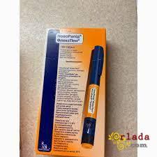 Инсулин Новорапид® ФлексПен® (NovoRapid® FlexPen®) Левемир® ФлексПен® (Levemir® FlexPen®) - фото