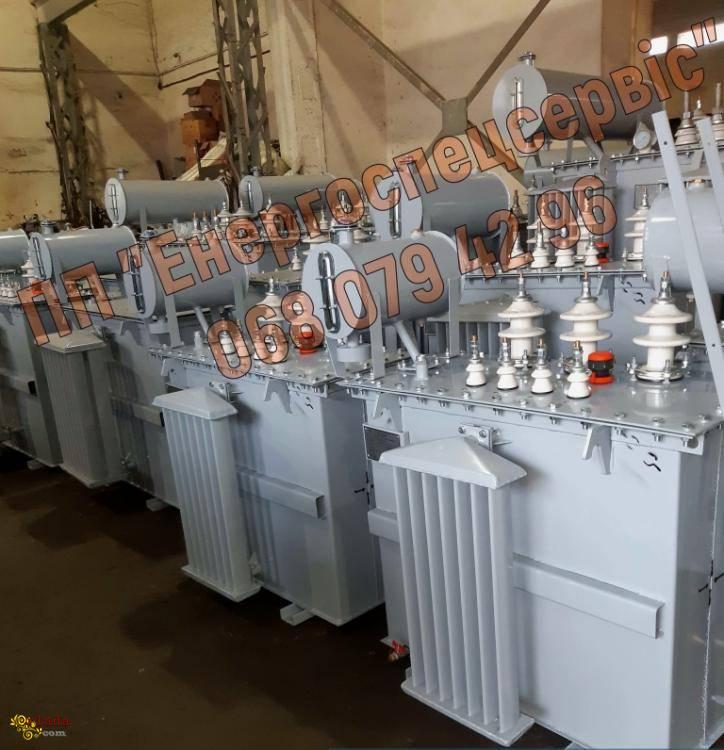 Трансформатор ТМ 25 40 63 100 160 250 400 630 1000 кВА - фото