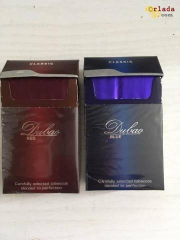 Оптовая продажа сигарет - Dubao red, blue Duty Free - фото