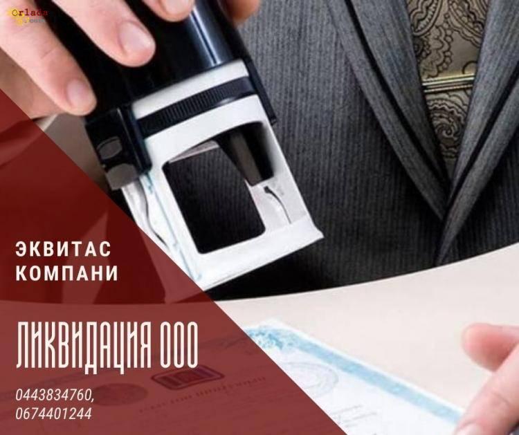Ліквідація ТОВ швидко в Києві. - фото