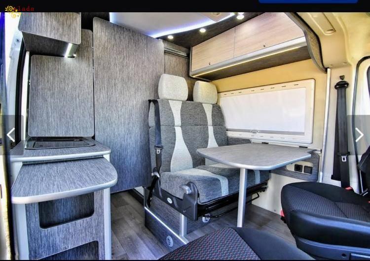 Переоборудование авто (микроавтобуса) в пассажирский, специальный или дом на колесах - фото