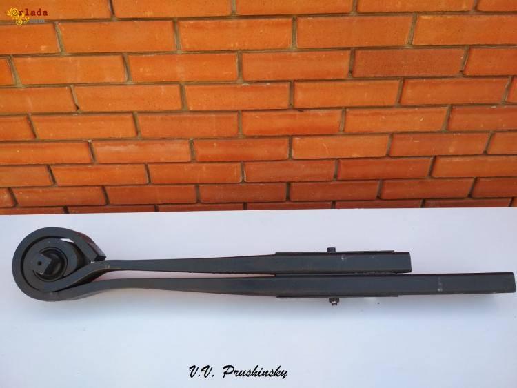 Продам полурессору kassbohrer в сборе новая   069938900: f170z055za75. - фото