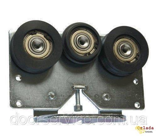 Комплект кареток для раздвижных дверей Record STA16/17 - фото