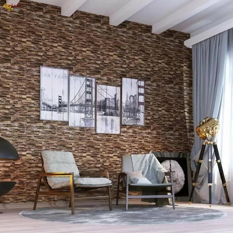 Самоклеющиеся 3D панели для стен НОВИНКА - фото