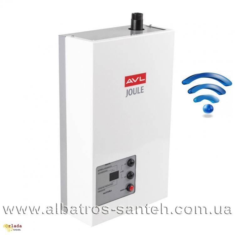 Електрокотли AVL Joule AJ: керуй теплом будь де! - фото