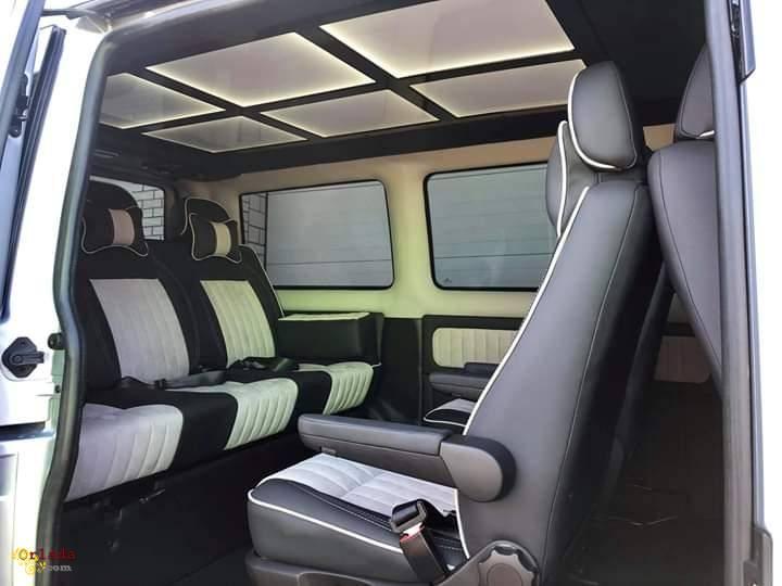 Переоборудуем микроавтобус в пассажирский, специальный или дом на колесах - фото