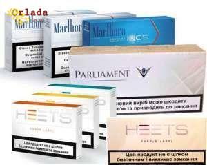 Продам стики Heets Marlboro Parliament GLO от 5 блоков - фото