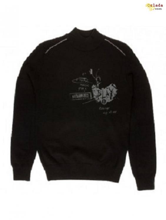 Гольфы, водолазки, кофты, свитера для мальчиков Deloras. Распродажа. - фото