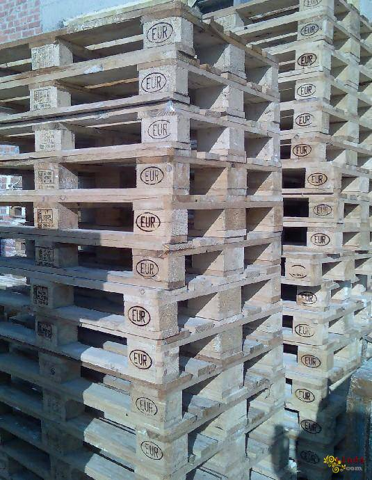 Продаю деревянные поддоны и паллеты в Николаеве - фото