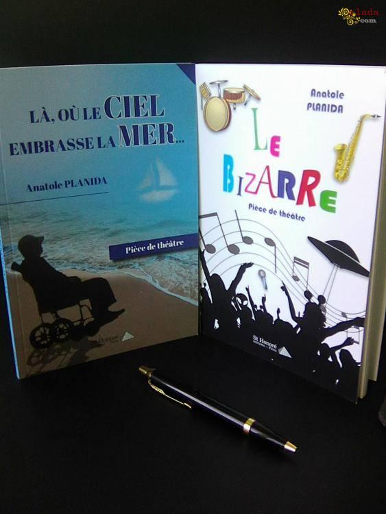 Продам книжки французькою мовою - фото