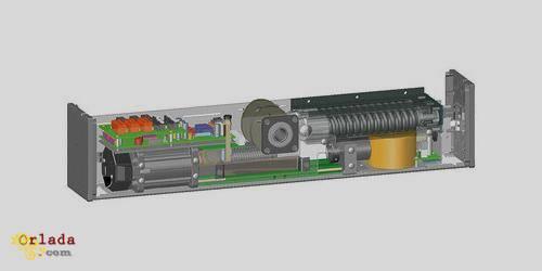 Привод распашных дверей Tormax iMotion 1301 - фото
