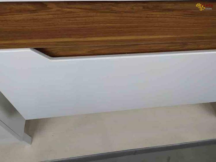 Подвесная тумба с умывальником 70 см. Комплект подвесной мебели - Колибри - фото