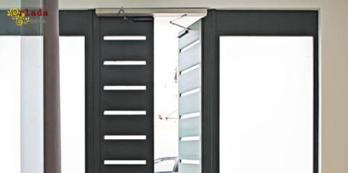 Система розкривних дверей Geze TSA 160 NT Invers - фото