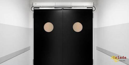Система розкривних дверей Geze TSA 160 NT-IS - фото