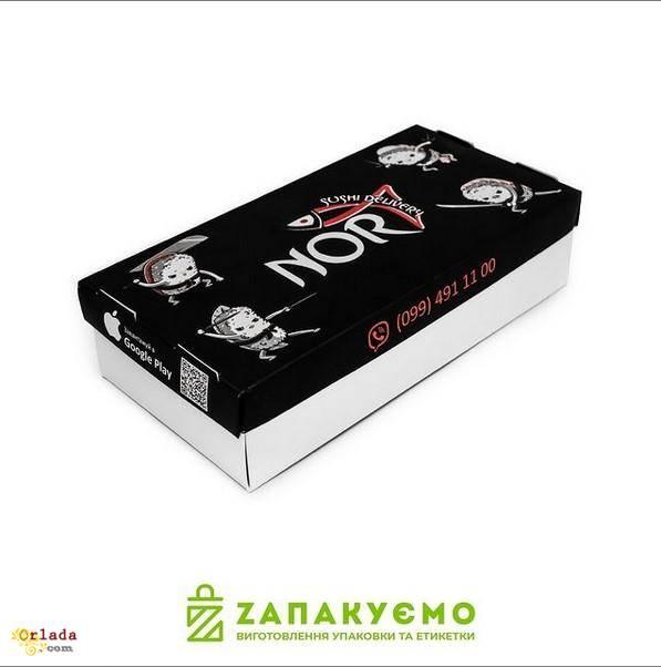 Эко-упаковки для фаст-фуда (лапша, салаты, коробочки) - «Zaпакуемо» - фото