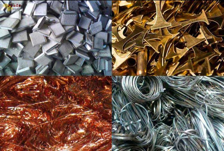 Скупаем лом цветных металлов - фото