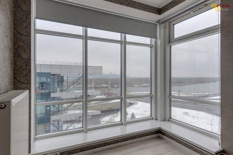 Продам 4к квартиру в ЖК «Silver Breeze» по адресу Днепровская набережная 1 - фото