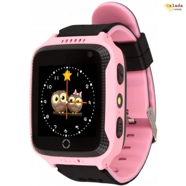 Детские умные часы GPS Smart KIDS Watch Blue - фото