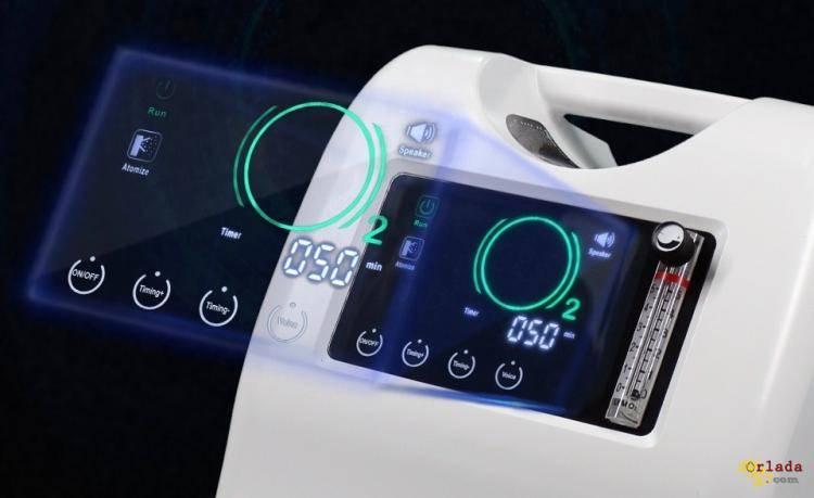 Продам кислородный концентратор для домашнего пользования. - фото
