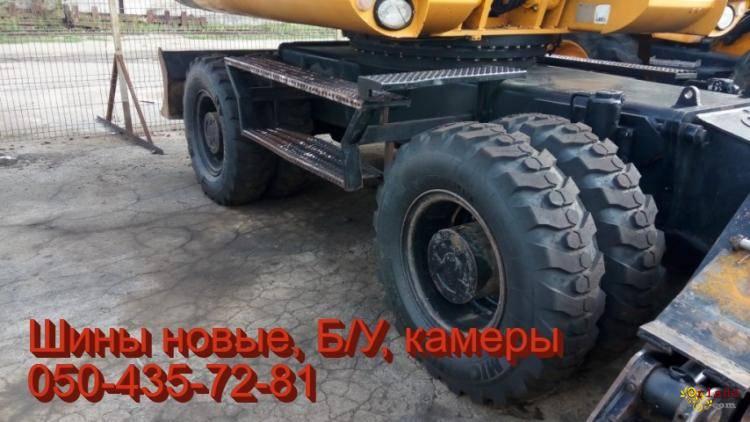 Покрышки 12.5/80-18 (340/80-18) Шины в Украине, купить резина БУ, камеры. - фото