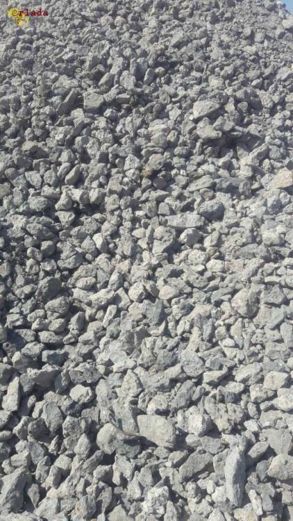 Доставка дробленого бетона Вторичный щебень - фото